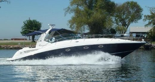 2005 Sea Ray 420 Sundancer-FRESH WATER!!