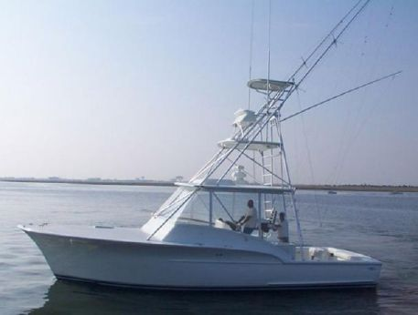 2007 Jersey Cape Devil 36