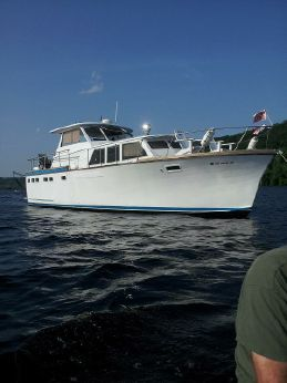 1961 Richardson 46' Motor Yacht