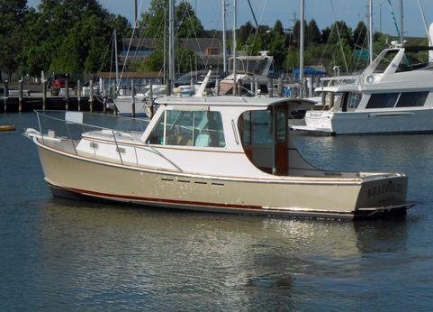 1997 Mast & Mallet Thomas Point 34