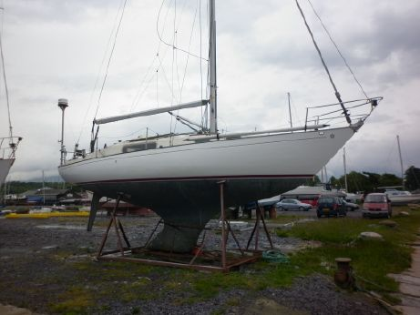 1982 Seeker 31