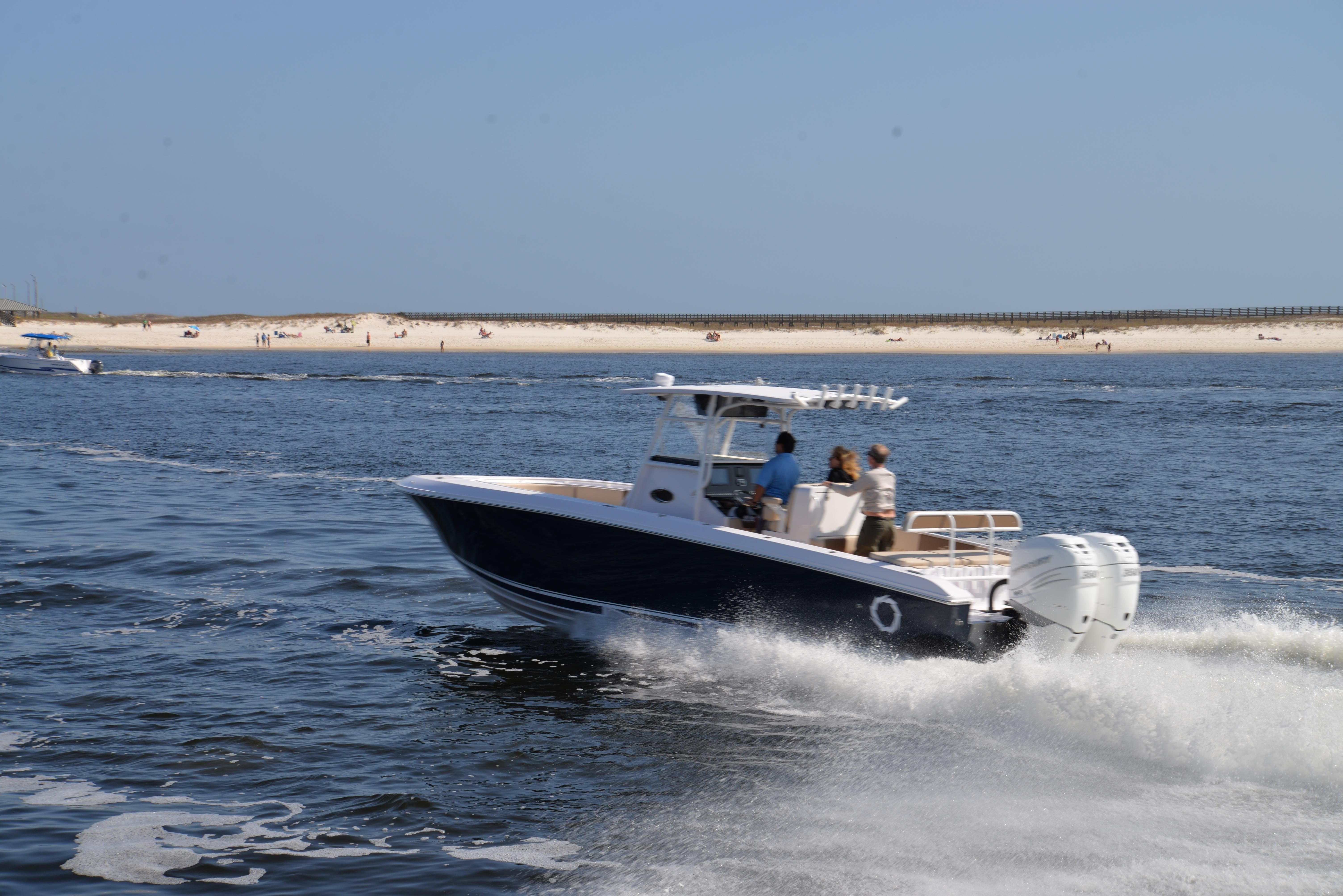 2017 fountain power boat for sale for 6016 area code