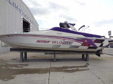 1995 Velocity 26