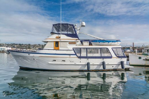 1980 Sea Ranger Pilothouse Long Range Cruiser