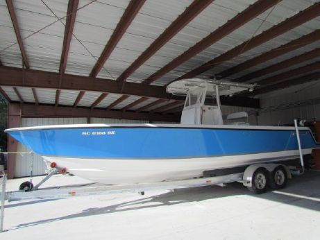 2008 Contender 31 T (32 MODEL TODAY) NEW 2015 YAMAHA 300 FOUR STROKES-75 HOURS