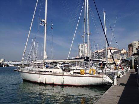 1991 Amel Santorin - sloop rigg