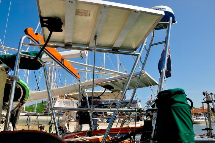 32' Westsail Cutter+Photo 10