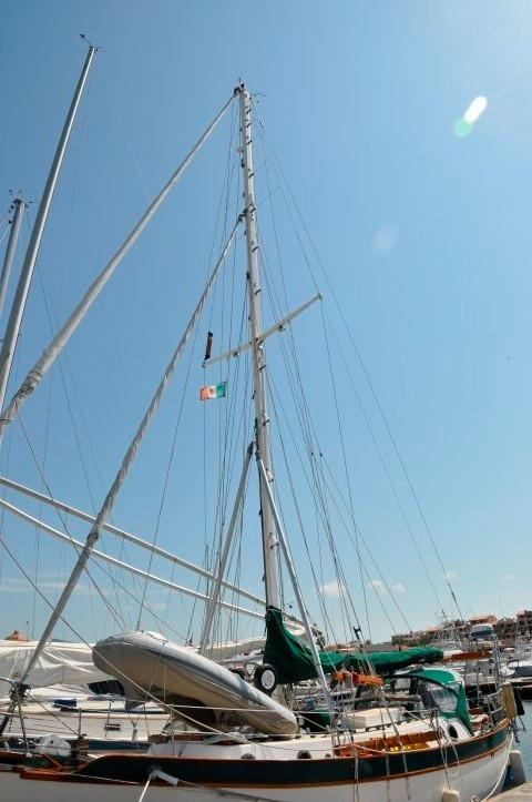 32' Westsail Cutter+Boat for sale!