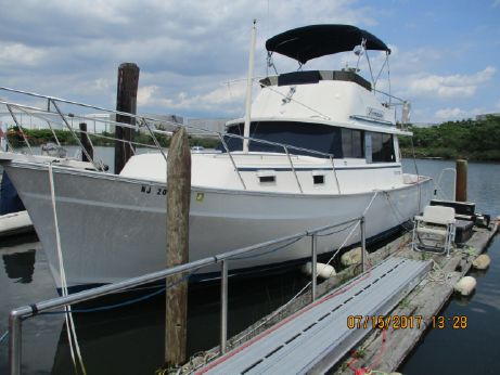 1980 Mainship 34 Trawler