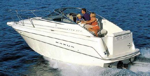 1995 Maxum 2400 SCR