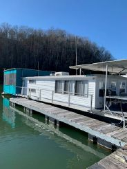 1984 Stephens 16 x 50 Houseboat