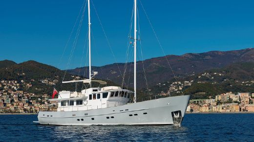 1989 Nordia 2040-70' MS Trawler | SOLD