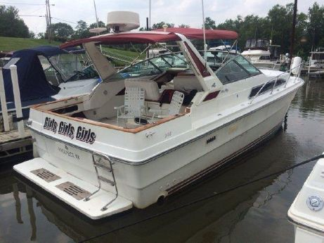 1989 Sea Ray 340 Sundancer
