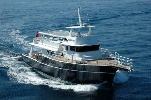 2005 Atb Maroc M/Y Dream Angel