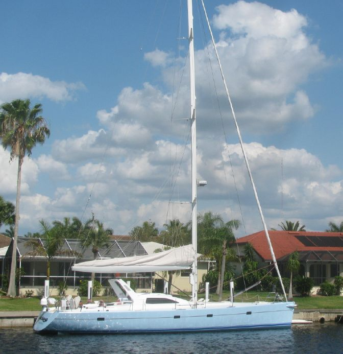 2004Vaudrey Miller,Southerly,Oyster,Hanse,Westerly, 57