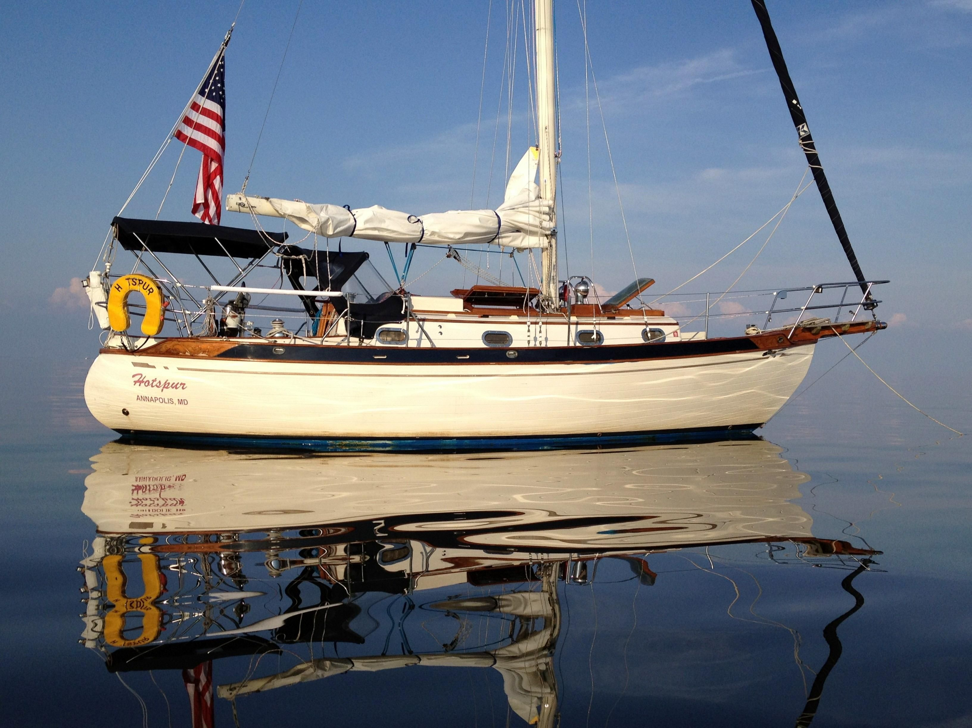 Sailboat For Sale: Baba 30 Sailboat For Sale