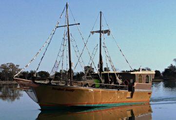 thumbnail photo 0: 2014 Evans Custom Pirate Boat