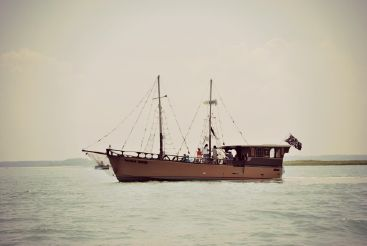 thumbnail photo 1: 2014 Evans Custom Pirate Boat