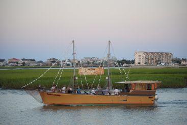 thumbnail photo 2: 2014 Evans Custom Pirate Boat
