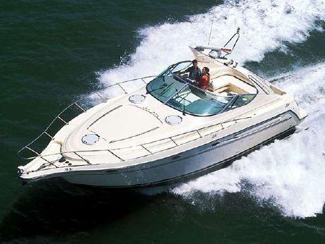 1999 Maxum 3700 SCR