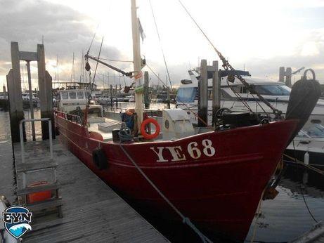 1925 Woonboot 24m ex-visserboot