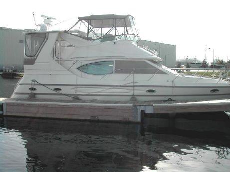 1999 Maxum 4100 SCA