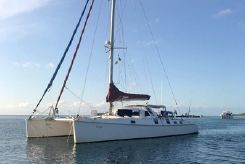 2001 Outremer 55