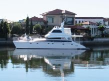 2007 Perry 62 Flybridge Catamaran
