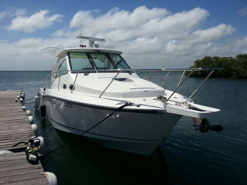 2012 Boston Whaler Conquest 345 Power Boat For Sale Www
