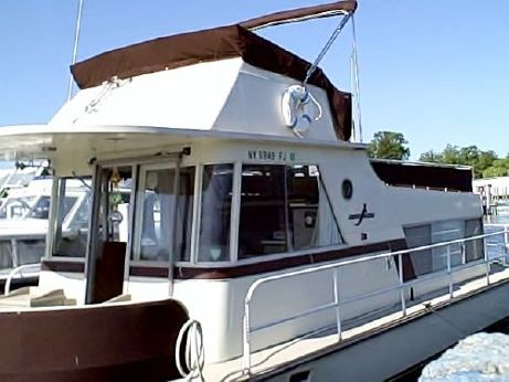 1974 Kingscraft House Boat