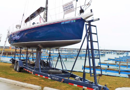 2007 Robert Perry Custom 36 ft