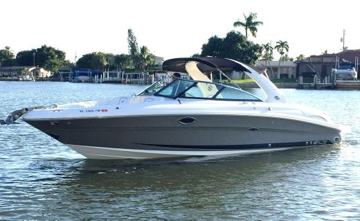 2007 Sea Ray 290 SLX Bowrider