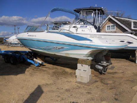 2008 Rinker 226 Captiva Bowrider