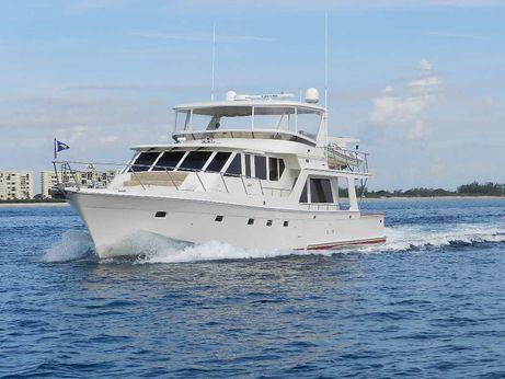 2007 Offshore 62 Pilot House
