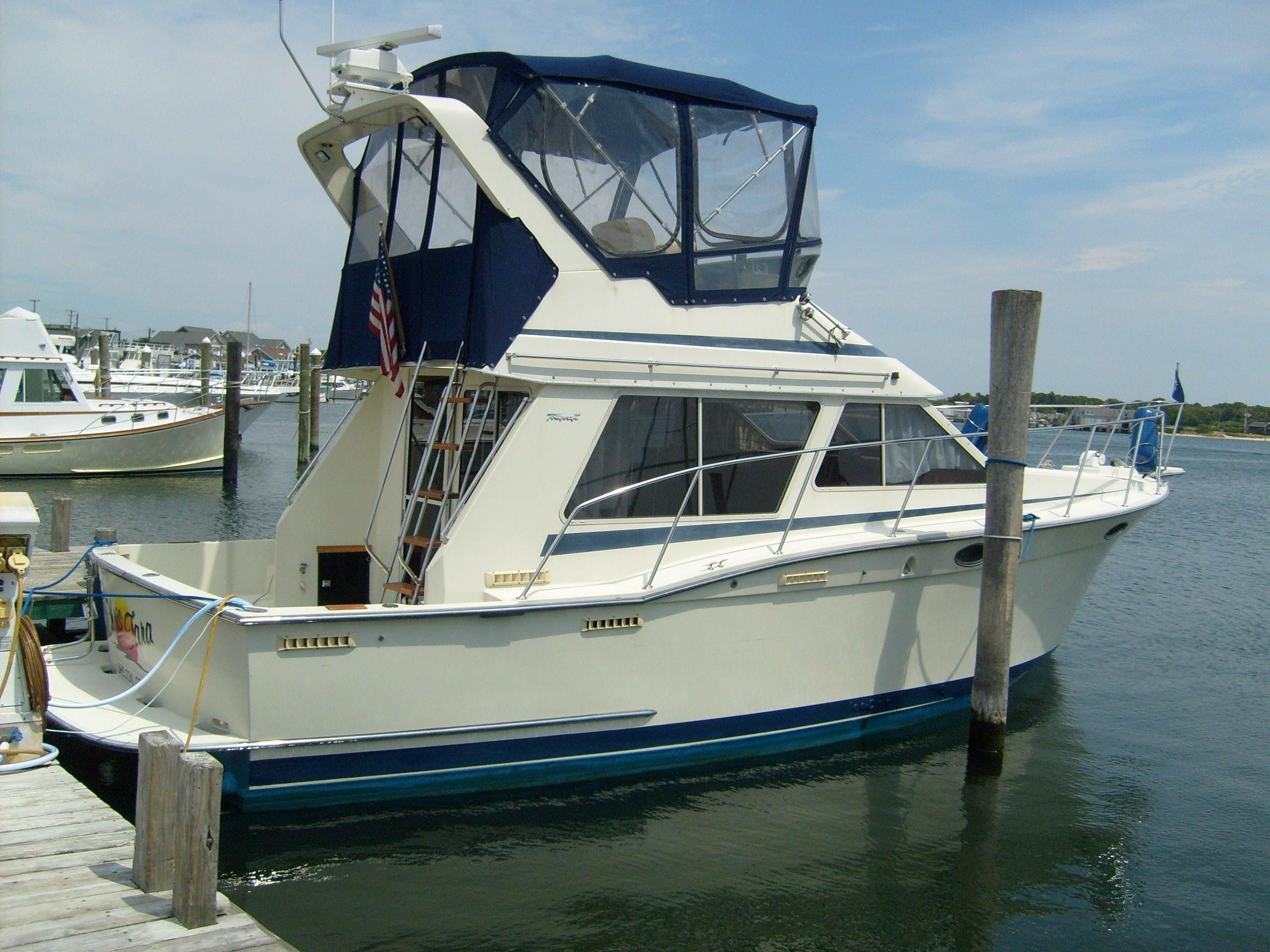 Stratford (CT) United States  city pictures gallery : 1988 Tollycraft 34 Sedan Power Boat For Sale www.yachtworld.com
