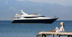 2010 Princess 95 Motor Yacht