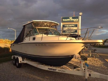 2011 Pursuit 255 Offshore