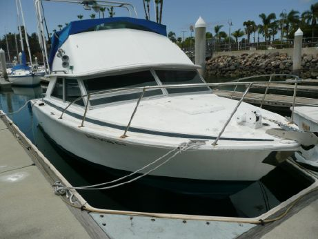 1978 Bertram flybridge fisherman
