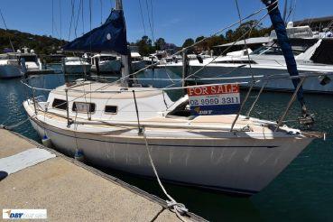 1984 Sailboat Spacesailor 24
