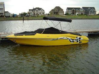 2007 Crownline 21SSLPX