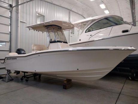 2018 Grady-White 216 Fisherman