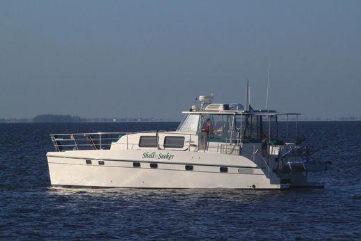 2005 Endeavour Trawlercat 44