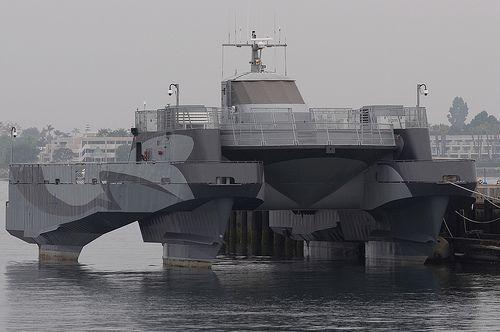 1996 Lockheed Martin Swathboat / Support Vessel