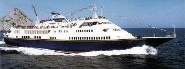 1991 Passenger Cruiseship 800 Pax