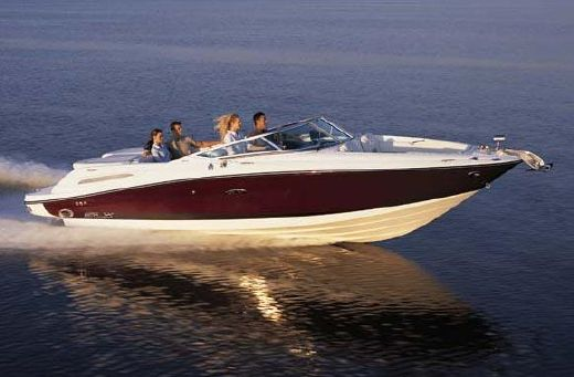 2008 Sea Ray 250 Select EX