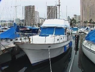 1981 Chb Trawler