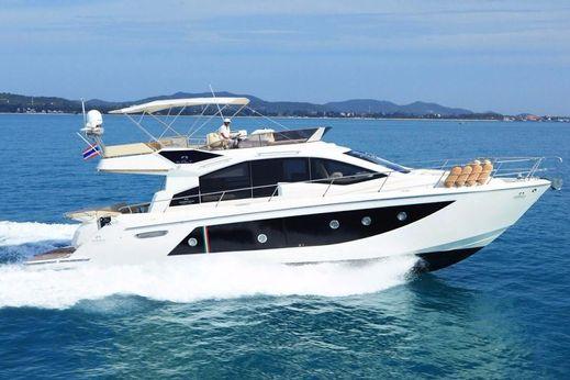 2014 Cranchi 54 Flybridge motor yacht