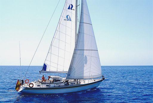 1999 Hallberg Rassy 53