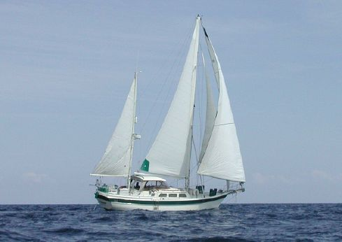 "1985 Wellington ""Pilothouse"" Ketch"