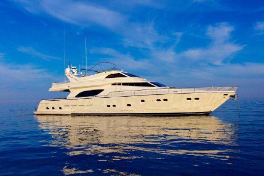 2001 Ferretti Yachts 80 RPH